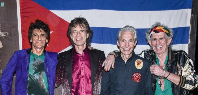 El sonido del rock triunfa en La Habana con los Stones